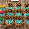 Cupcakes with Few Decorations